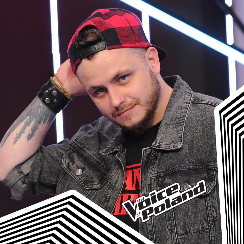 """Mateusz Psonak z Poznania w programie """"The Voice of Poland"""""""
