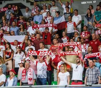 Siatkarska Liga Narodów Kobiet. Kibice świetnie się bawili na rozegranym w Bydgoszczy meczu Polska