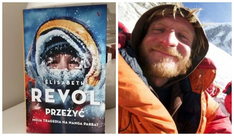 """O dramatycznych wydarzeniach z 2018 roku szczegółowo opowiada świeżo wydana książka Elisabeth Revol """" Przeżyć"""