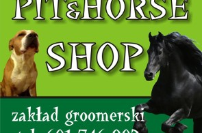 PIT & HORSE SHOP ZAKŁAD GROOMERSKI