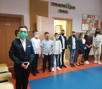 Rozpoczęcie roku szkolnego 2020/2021 w Szkole Podstawowej w Gaszynie ZDJĘCIA