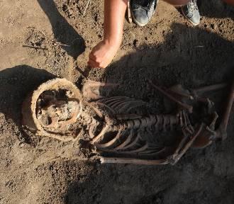 IPN odnalazł szczątki żołnierza Wehrmachtu. Bronił Polaków [ZDJĘCIA]