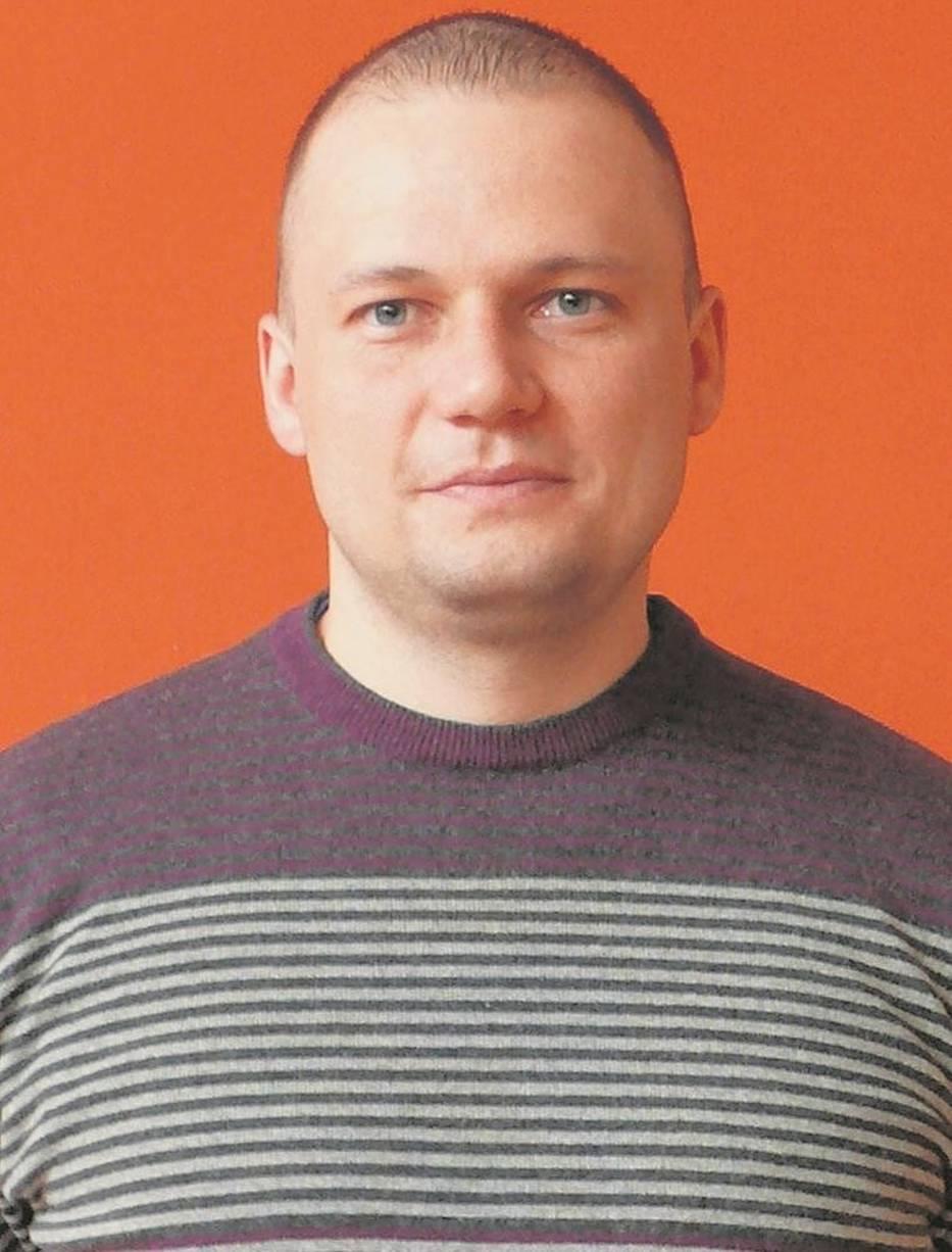 Mariusz Laska jest byłym piłkarzem Unii Skierniewice
