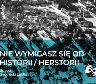 Spacer po żydowskim Lublinie - zaproszenie na spotkanie