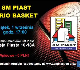 Trio basket w SM Piast