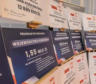 Powiat starogardzki najchętniej wspierany przez Fundusz Inwestycji Lokalnych