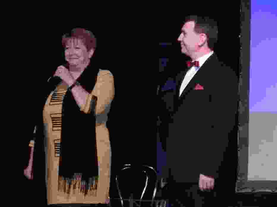 Gospodarzami Inauguracji Roku Kulturalnego 2015/2016 byli dyrektor Miejskiego Centrum Kultury, Elżbieta Baran i Prezydent Miasta Ostrowca Świętokrzyskiego Jarosław Górczyński