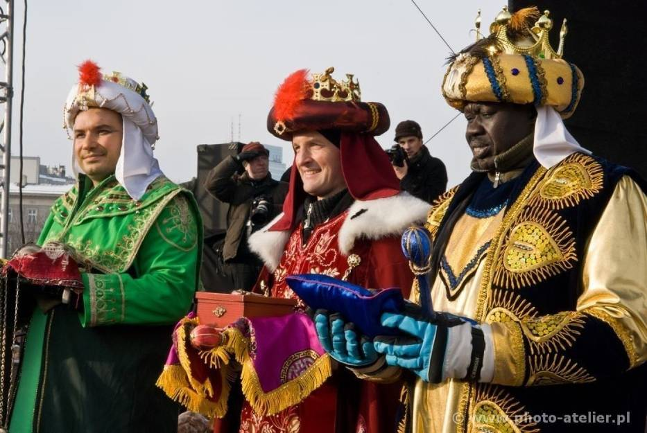 Orszak Trzech Króli w Warszawie w 2011 roku