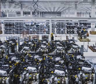 Września: Budowa nowej hali logistycznej Volkswagen Poznań zakończona