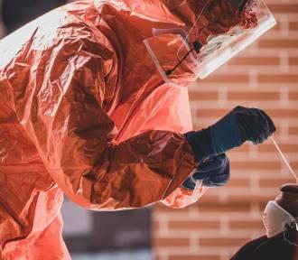 Kolejne dziecko z powiatu gnieźnieńskiego zarażone koronawirusem