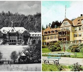 Architektoniczna perła na Dolnym Śląsku. Zobacz szpital Wysoka Łąka na fotografiach