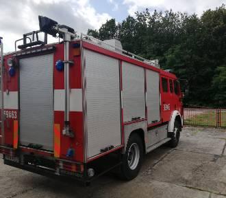 Strażacy z Radomicka zbierają pieniądze na remont wozu strażackiego