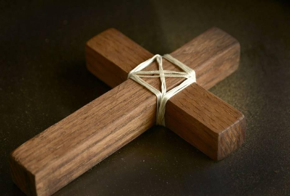 Nie dawaj w prezencie krzyża