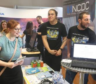r@bbIT 2018 - największe targi pracy branży IT w Szczecinie [WIDEO, ZDJĘCIA]