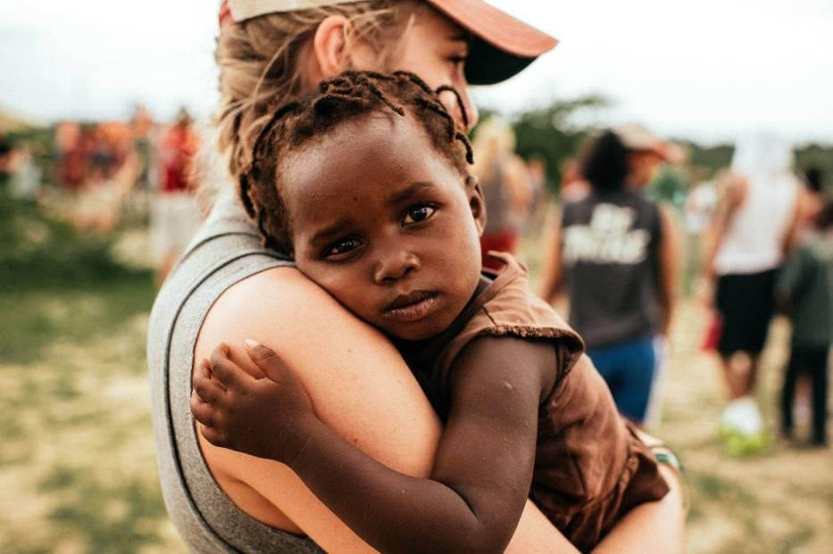 Przedszkole w Bafoussam Kamerunie nie jest pierwszą inicjatywą realizowaną w ramach wolontariatu