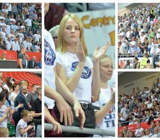 Kibice podczas meczu EBL Anwil Włocławek - Stelmet Zielona Góra 57:70 [zdjęcia]