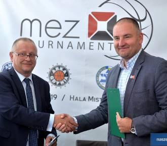 Firma MEZ Polska sponsorem głównym Anwilu Włocławek i turnieju z udziałem Maccabi Tel Awiw i Partizana