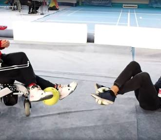 Freestyle dla niepełnosprawnych. Młodzi ludzie stworzyli wyjątkowy spot (VIDEO)