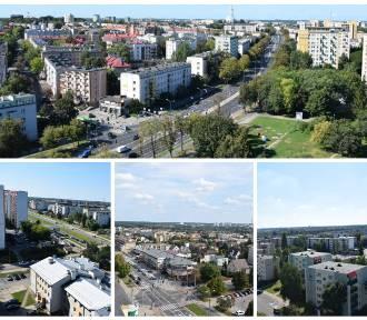 Panorama miasta! Zobacz zdjęcia z najwyższych budynków w mieście