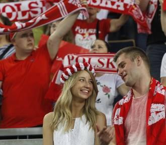 Mecz siatkówki Polska - Niemcy. Zobacz kibiców w Atlas Arenie w Łodzi [ZDJĘCIA]
