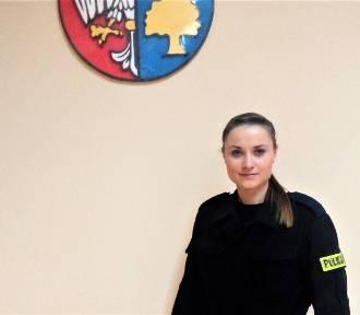 Monika Kapera, Złotowska policjantka,  mistrzynią Polski w Biegu Przełajowym