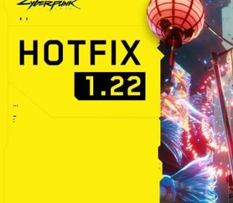 Kolejna łatka do Cyberpunka 2044. Co naprawia hotfix 1.22?