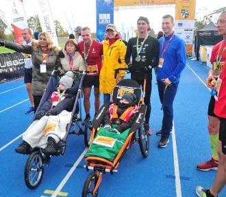 Zbierają na sportowy wózek do biegania dla osób niepełnosprawnych