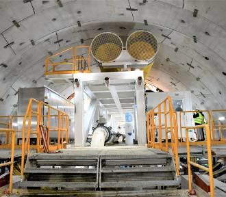 Tunel w Świnoujściu ma już 116 metrów. Wyspiarka drąży bez przerwy