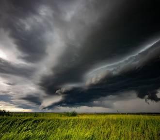IMGW ostrzega: burzowy weekend w woj. lubelskim