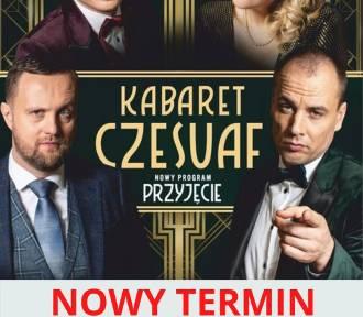 Nowy termin widowiska kabaretu Czesuaf na sztumskiej scenie