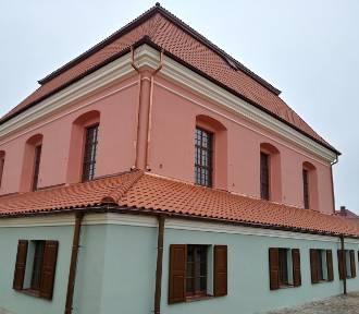 Zabytkowa synagoga już po renowacji (zdjęcia)