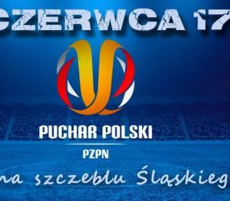Polonia Łaziska - Śląsk Świętochłowice. W środę finał Regionalnego Puc