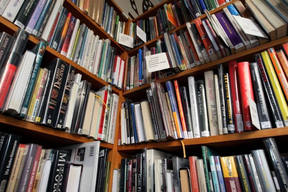 Ferie w bibliotece