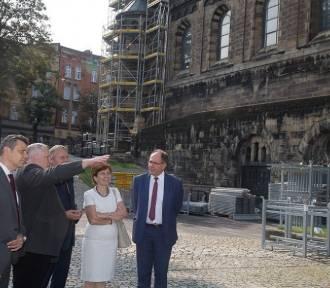Bytom: Rewitalizacja kościoła św. Jacka i stworzenie świetlicy środowiskowej na Rozbarku ZDJĘCIA