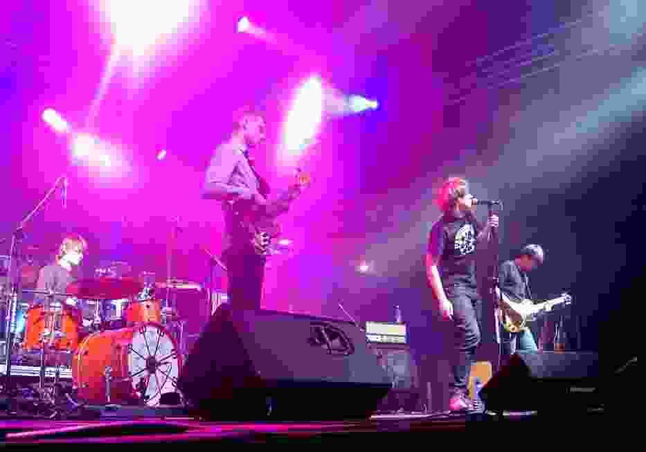 Support zagrał zespół Passion Fruit z Włocławka