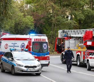 Mężczyzna, który w Szczecinie ukrył na strychu bombę został zatrzymany!