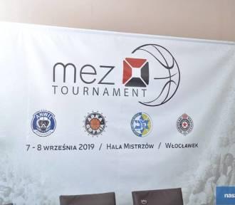 MEZ Polska Tournament Włocławek 2019. Plan przygotowań koszykarzy Anwilu do sezonu 2019/20 [ceny