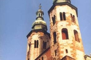Kościół św. Andrzeja i zespół klasztorny Sióstr Klarysek, Kraków, ul. Grodzka 56, telefon i godziny mszy