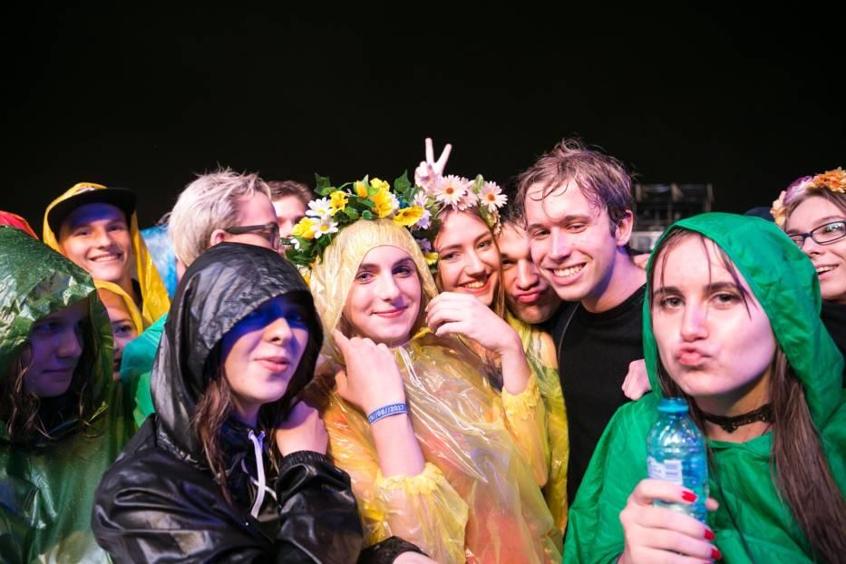Kraków Live Festival 2017. Świetna zabawa i piękne festiwalowiczki [ZDJĘCIA]