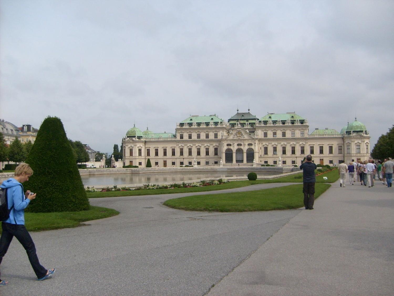 Belweder - letnia rezydencja księcia Eugeniusza