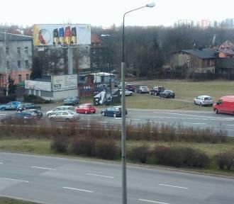 Zabrze: Wypadek na Korfantego. Zderzyły się trzy samochody [ZDJĘCIA]