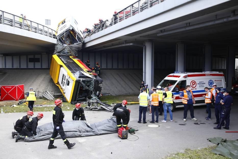 Sąd nie przedłużył aresztu dla kierowcy autobusu, który spowodował śmiertelny wypadek