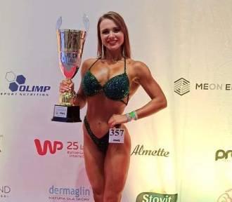Wielki sukces zawodniczki Akademii Fitness Sportowego ze Szczecinka