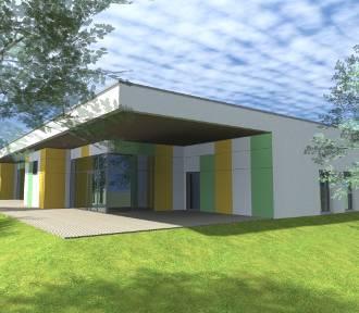 Żłobek miejski w Zawierciu zostanie rozbudowany. Tak będzie wyglądać