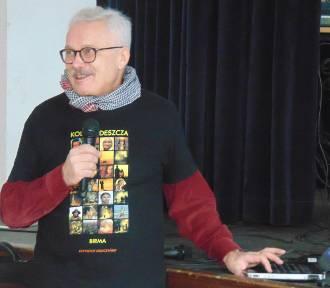 Podróżnik Krzysztof Deszczyński opowiadał o Birmie