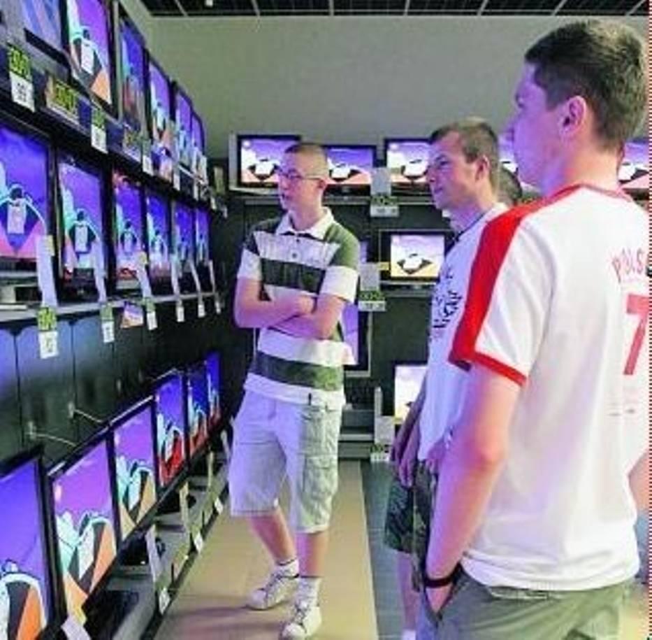 Nowe telewizory są już przystosowane do cyfrowego sygnału