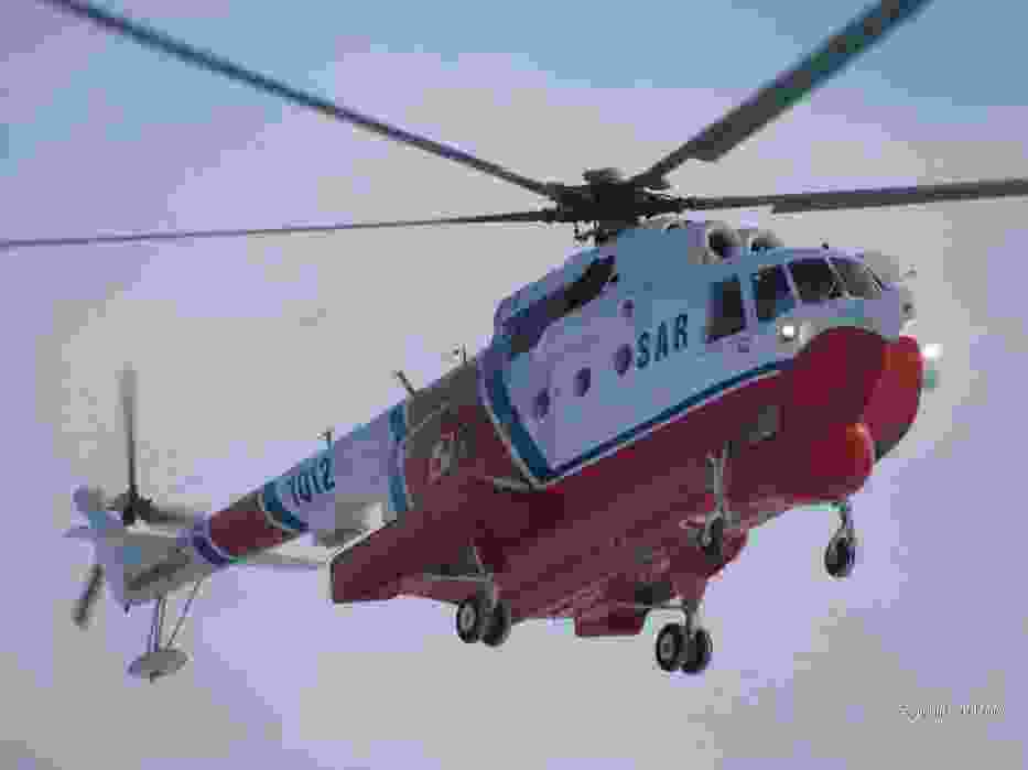 Śmigłowiec ratowniczy MW Mi-14PŁ/R
