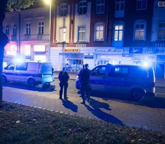 Akcja policji w Słupsku. Doszło do napadu na obcokrajowca przy ul. Tuwima