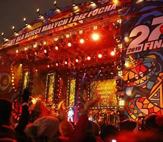 Koncerty WOŚP 2019 Warszawa. Margaret, Bokka, Nocny Kochanek i inni zagrali na scenie WOŚP pod