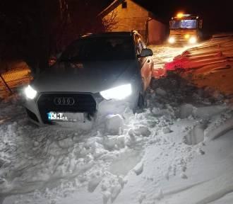 Zimowy Armageddon na drogach. Te zdjęcia mówią wszystko